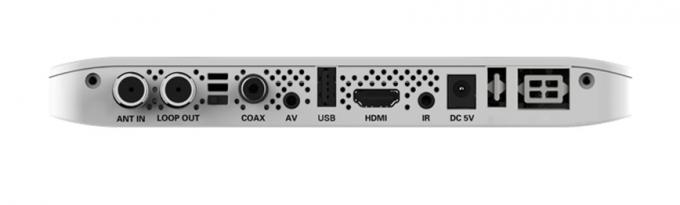 GK7600N DVB-C Set Top Box with MPEG-4 and MPEG-2 SD and HD Decoder