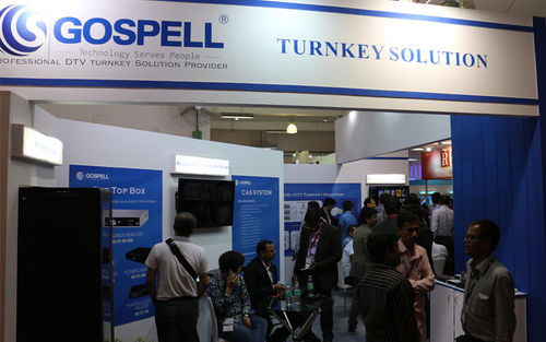 Gospell in SCaT India 2014