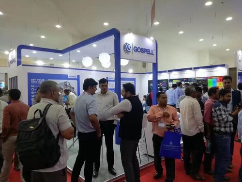 India SCAT2018 Satellite and Cable Show