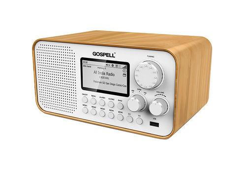 GOSPELL GR-216 MULTI-BAND RADIO