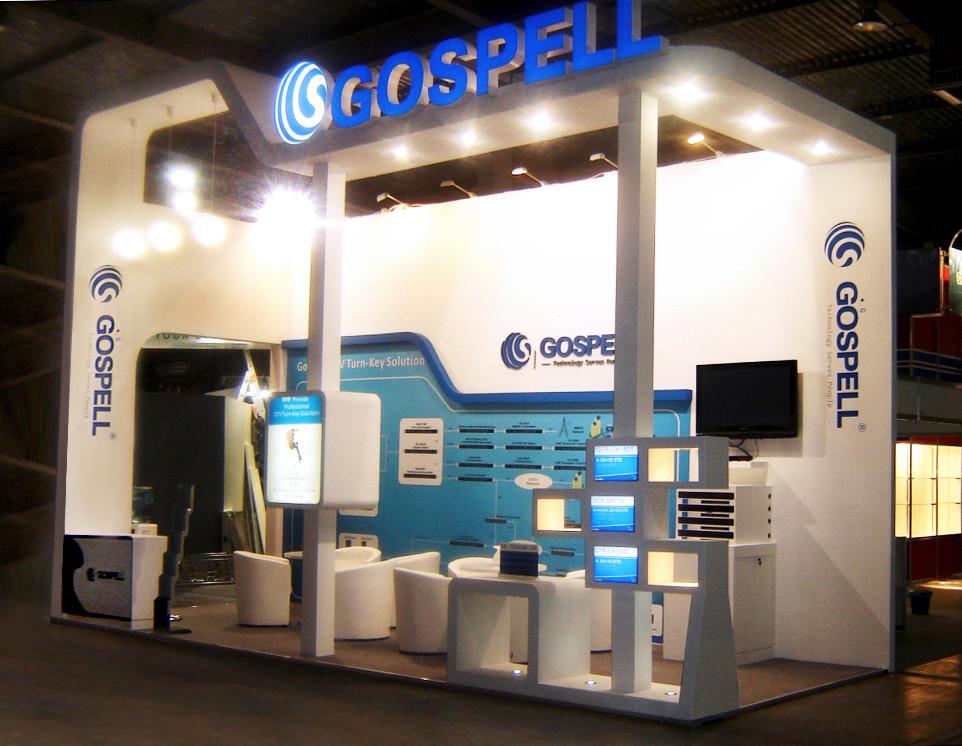 GOSPELL in 2012 EEBC