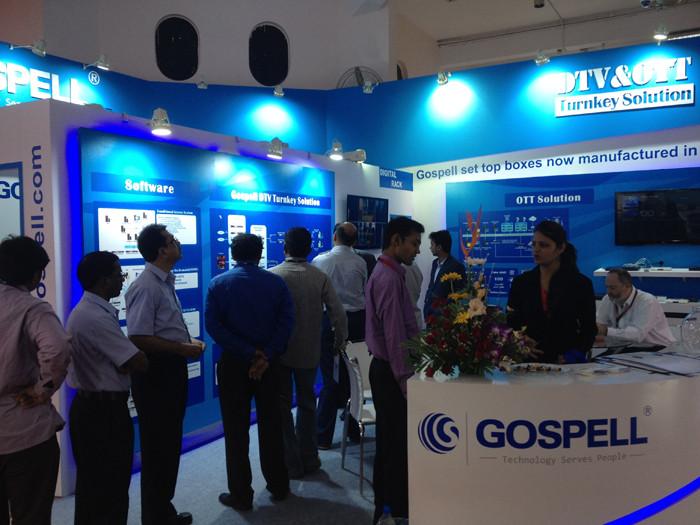 Gospell in SCaT India 2013