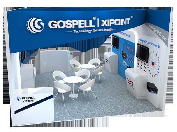 Gospell in 2014 ABTA Show