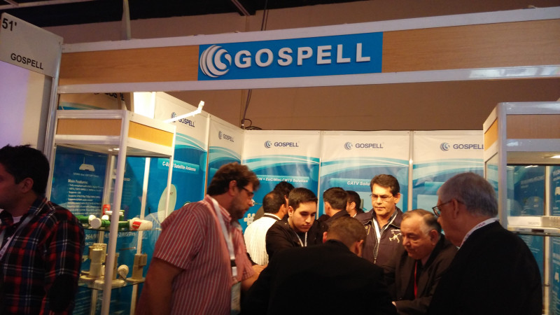Gospell in 2014 ATVC Exhibition