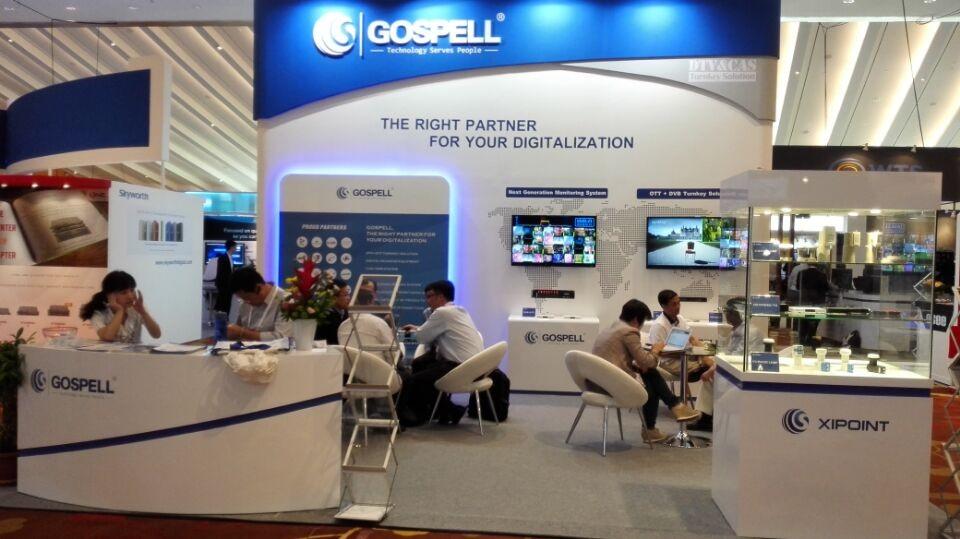 Gospell in 2015 Broadcast—Asia Singapore
