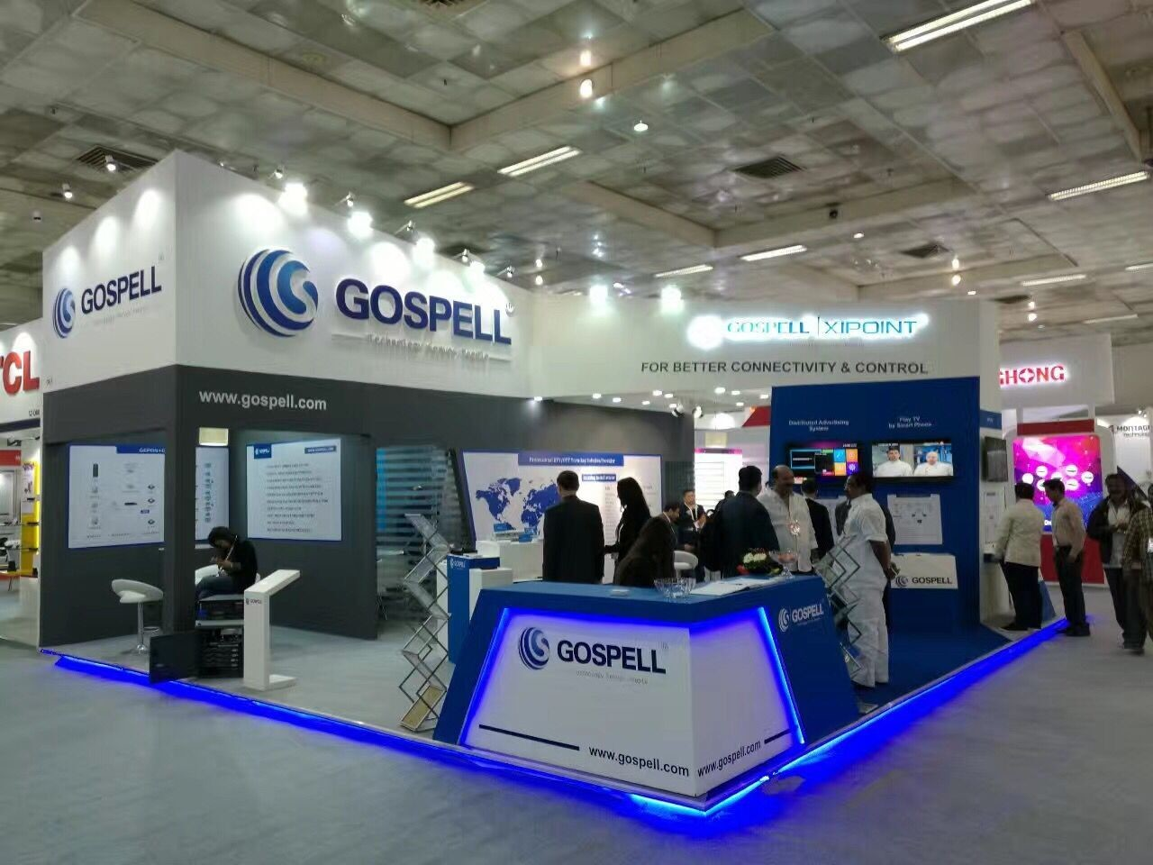 GOSEPLL In 2017 India Convergence Show