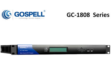 China GC-1808 Series High-Density Professional Receiver, Multiplexer and Scrambler distributor