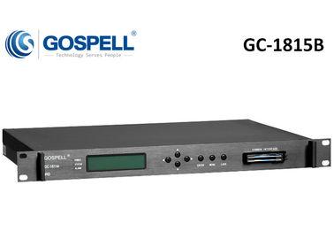 China GC-1815B Professional Receiver, Descrambler and Decoder distributor
