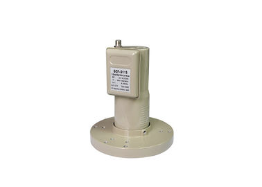 China Single C-Band LNBF GCF-D11S 0.7dB Noise Figure 950-1450MHz O/P Frequency With Filter distributor