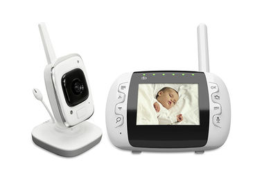 China 2.4G Digital Long Range Wireless Baby Monitor , Security Surveillance System distributor