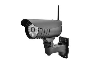 China Nigit Vision Wireless Ip Security Camera , Home Surveillance Cameras CMOS Image Sensor distributor