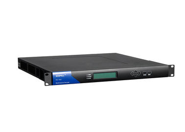 China GC-1806 4-Ch Integrated Receiver Decoder SD-SDI Multiple Audio Decoding Formats distributor