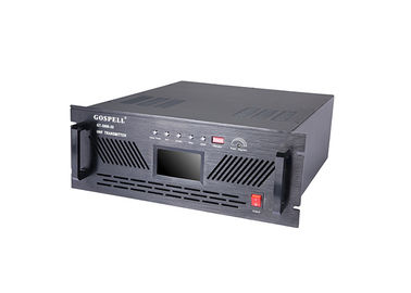 China DVB-T UHF Terrestrial Transmitter For Digital Terrestrial Television distributor