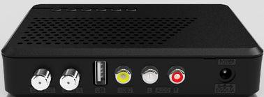 China Cable TV Receiver DVB-C Set Top Box Multi Language With Conax CAS distributor