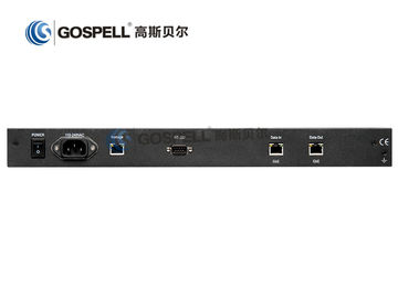 China Highly Integrated DTV Multiplexer Scrambler With IP Input / Output distributor