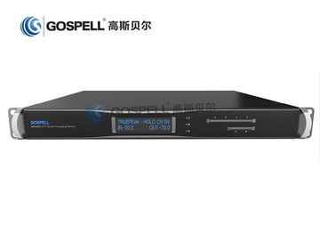 China ASI Input Satellite DTV Modulator DVB-S2 8PSK / APSK / QPSK Modulator distributor