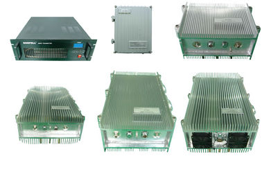 China Multi Channel MMDS System DTV Broadband Transmitter For CATV Head End distributor
